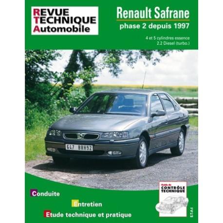 RENAULT SAFRANE PHASE 2