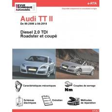 e-RTA Audi TT II Diesel (06-2006 à 04-2010)