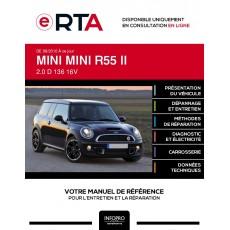 E-RTA Mini Mini II BREAK 4 portes de 08/2010 à ce jour