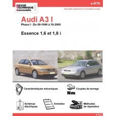e-RTA Audi A3 I Essence (09-1996 à 10-2000)