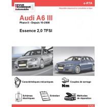e-RTA Audi A6 III Essence (Depuis 10-2008)