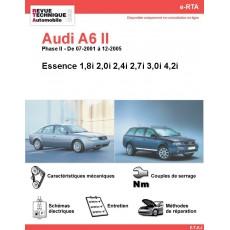 e-RTA Audi A6 II Essence (07-2001 à 12-2005)