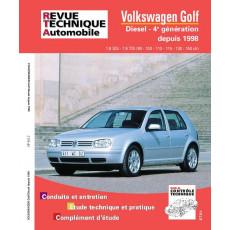 RTA 622.2 VOLKSWAGEN GOLF IV (1J) (1998 à 2004) - Diesel