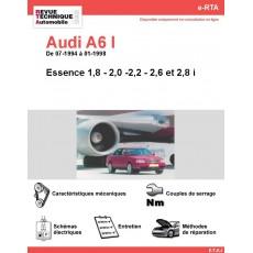 e-RTA Audi A6 I Essence (07-1994 à 01-1998)