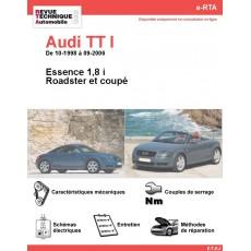 e-RTA Audi TT I Essence (10-1998 à 09-2006)