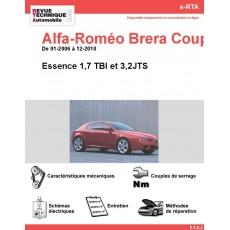 e-RTA Alfa-Roméo Brera Coupé Essence (01-2006 à 12-2010)