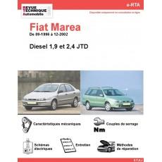 e-RTA Fiat Marea Diesel (09-1996 à 12-2002)