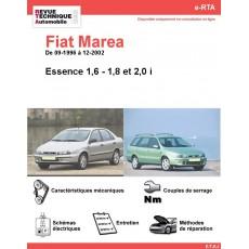 e-RTA Fiat Marea Essence ( 09-1996 à 12-2002)