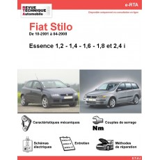 e-RTA Fiat Stilo Essence (10-2001 à 04-2008)