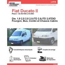 revue technique fiat ducato ii diesel rta site. Black Bedroom Furniture Sets. Home Design Ideas