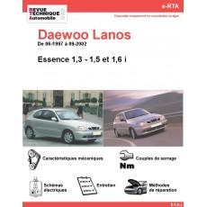 e-RTA Daewoo Lanos Essence (06-1997 à 09-2002)