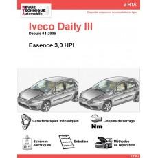 e-RTA Iveco Daily III Essence (Depuis 04-2006)