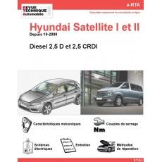 e-RTA Hyundai Satellite I et II Diesel (Depuis 10-2000)