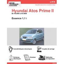 e-RTA Hyundai Atos Prime II Essence (10-2003 à 03-2008)