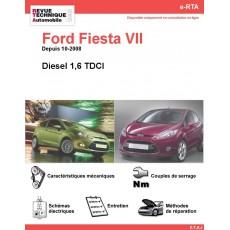 e-RTA Ford Fiesta VII Diesel (Depuis 10-2008)