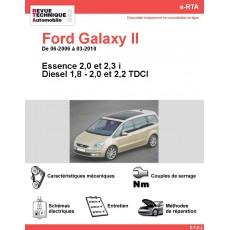 e-RTA Ford GALAXY II Essence et Diesel (06-2006 à 03-2010)