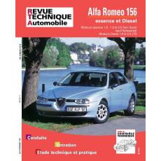 RTA 627 ALFA-ROMEO 156 (1997 à 2001)