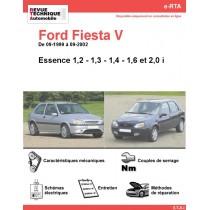 e-RTA Ford Fiesta V Essence (09-1999 à 09-2002)