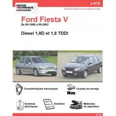 e-RTA Ford Fiesta V Diesel (09-1999 à 09-2002)