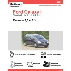 e-RTA Ford GALAXY I Essence (De 11-1995 à 06-2006)