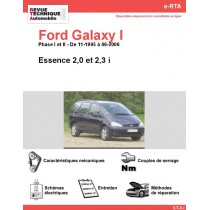 e-RTA Ford GALAXY I Essence (De 11-1995 à 06-2006)