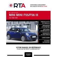 E-RTA Mini Mini III HAYON 5 portes de 11/2014 à ce jour
