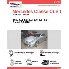e-RTA Mercedes Classe CLS II (219) Essence et Diesel (09-2004 à 12-2010)