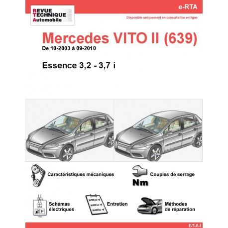 e-RTA Mercedes VITO II (639) Essence (10-2003 à 09-2010)