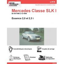 e-RTA Mercedes Classe SLK I (170) Essence (09-1996 à 12-1999)