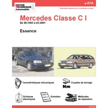 e-RTA Mercedes Classe C I (202) Essence (06-1993 à 03-2001)