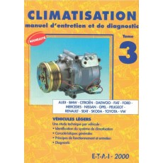 CLIMATISATION TOME 3