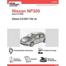 e-RTA NISSAN NP300 Diesel (Depuis 04-2008)