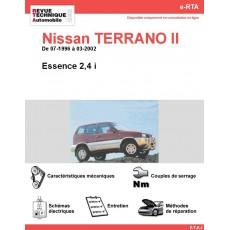 e-RTA NISSAN TERRANO II Essence (07-1996 à 03-2002)