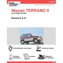 revue technique nissan terrano ii essence rta site officiel etai. Black Bedroom Furniture Sets. Home Design Ideas