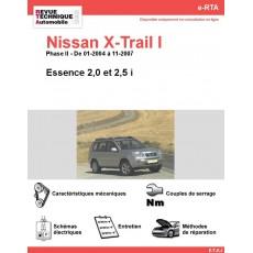 e-RTA NISSAN X-Trail I Essence (01-2004 à 11-2007)