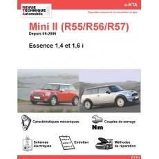 e-RTA Mini II (R55/R56) Essence (Depuis 09-2006)