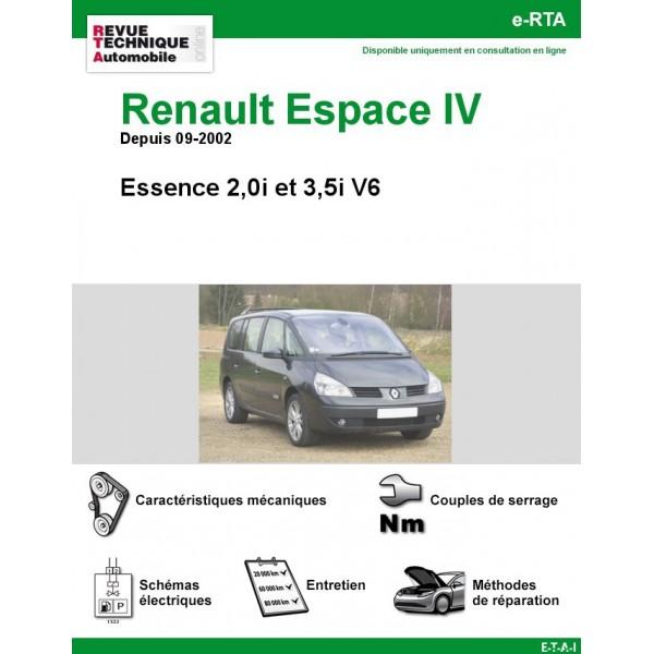kit ethanol renault espace 3