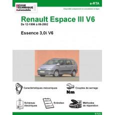 e-RTA Renault Espace III 3.0i V6
