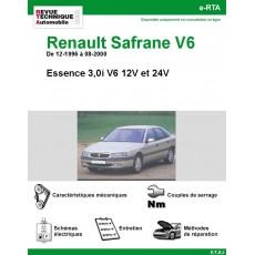 e-RTA Renault Safrane V6