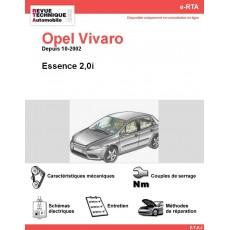 e-RTA Opel Vivaro Essence