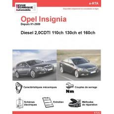 e-RTA Opel Insignia Diesel