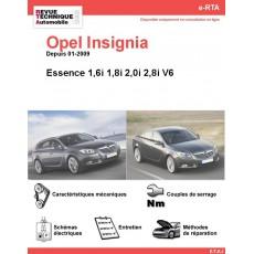 e-RTA Opel Insignia Essence