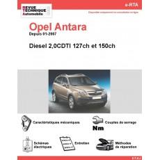 e-RTA Opel Antara Diesel