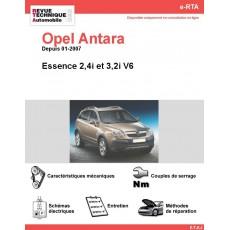 e-RTA Opel Antara Essence