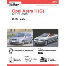 e-RTA Opel Astra II (G) Diesel (De 04-1998 à 10-2005)