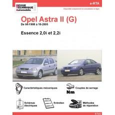 e-RTA Opel Astra II (G) Essence (De 04-1998 à 10-2005)
