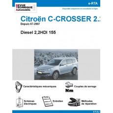 e-RTA Citroën C-CROSSER 2.2HDI 155ch