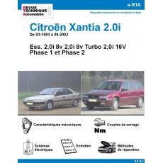 e-RTA Citroën Xantia Essence 2.0i