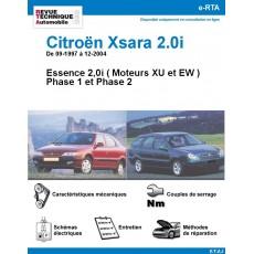 e-RTA Citroën Xsara 2.0i ( Moteurs XU et EW )