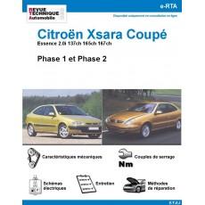e-RTA Citroën Xsara Coupé 2,0i et VTS